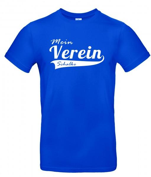 Mein Verein T-Shirt (personalisierbar)