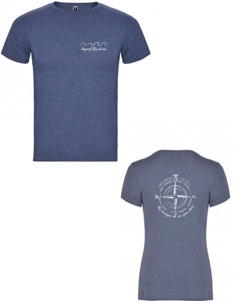"""T-Shirt """"beyond the shore"""" zum neuen Album"""