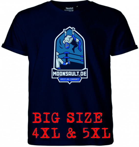 Moon-Shirts Big Size