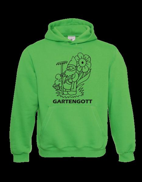 """Hoodie """"Gartengott"""""""