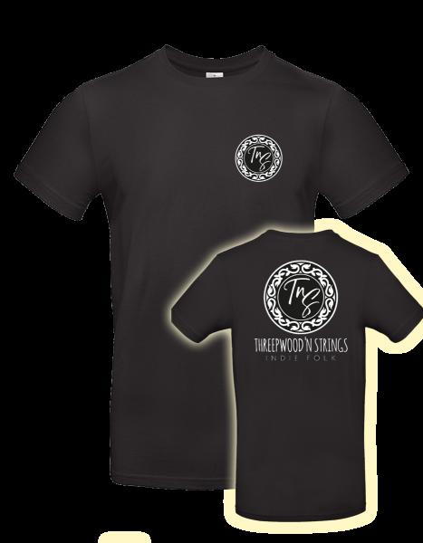"T-Shirt ""Threepwood 'N Strings"" FAIRTRADE"