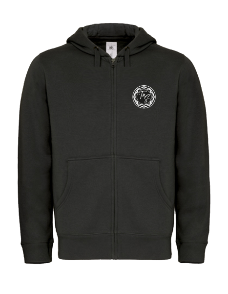 "Hoodie Zipper ""Threepwood 'N Strings"