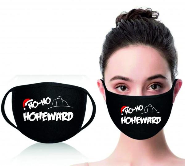 Mund-Nasen-Maske Ho-Ho Hoheward