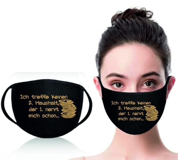 Mund-Nasen-Maske Haushalt