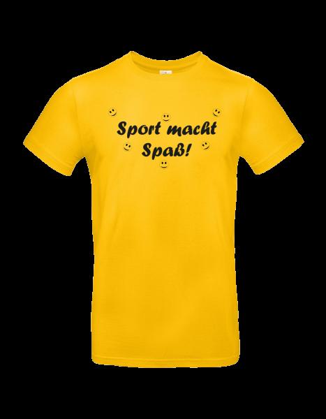 """T-Shirt """"Sport macht Spaß"""""""