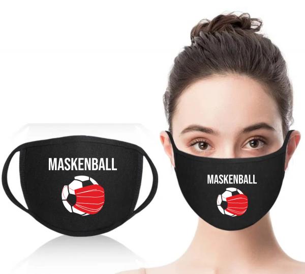 Mund-Nasen-Maske Maskenball