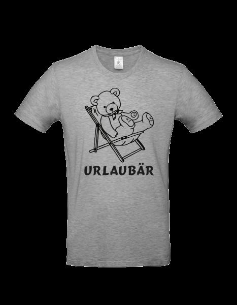 """T-Shirt """"Urlaubär"""""""