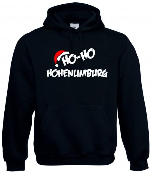 "Hoodie ""Ho-Ho-Hohenlimburg"