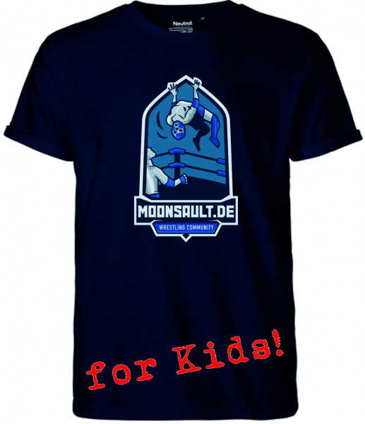 Moon-Shirts for Kids