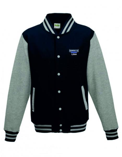 Moon-Jacke im College Style mit Nicknameaufdruck